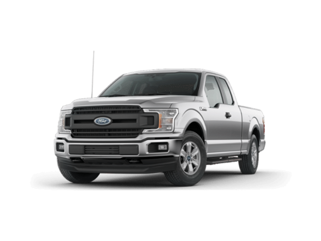 2019 Ford F Series F150 4X4 Supercab Truck